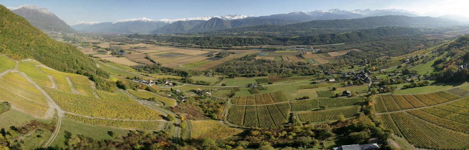 Mountains, landscapes, vineyards